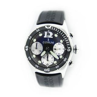 Corum Bubble Diver Stainless Steel Chronograph