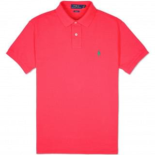Polo Ralph Lauren Red Classic Fit Polo Shirt