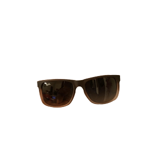 RayBan Brown Ombre Sunglasses