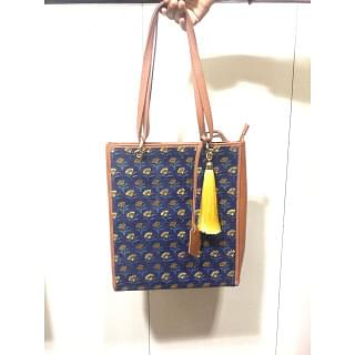EMBROIDERED TOTE BAG BY RITU KUMAR
