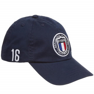 Polo Ralph Lauren Navy Blue 'France' Olympics Cap