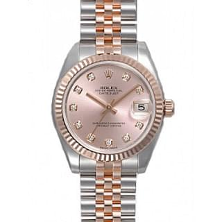 Rolex Oyster Perpetual Lady Datejust Watch 2 | Luxepolis