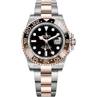 Rolex GMT-Master II Root Beer