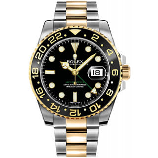 Rolex GMT-Master II Black Men's Watch 116713LN