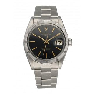 Rolex Oyster Perpetual Date 35MM Stainless Steel
