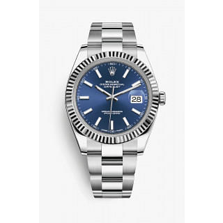 Rolex Datejust 41 Oyster Perpetual