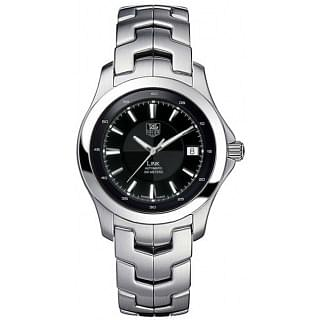 """Tag Heuer Stainless """"Link"""" Automatic WJF2110BA0570"""