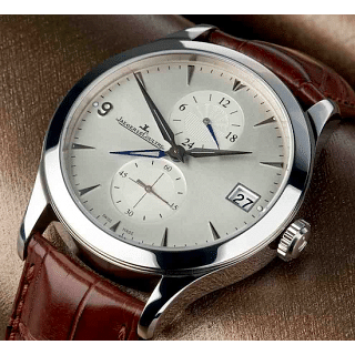 Jaeger-LeCoultre Master Control Hometine