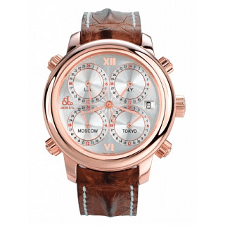 JACOB & CO H24 Five Time Zone Automatic
