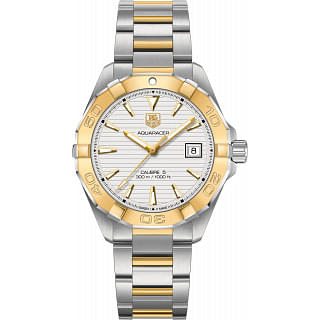 TAG Heuer Aquaracer Calibre 5 WAY2151.BD0912 Men's Watch