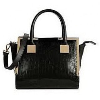 Ted Baker Fayla Mini Exotic Tote