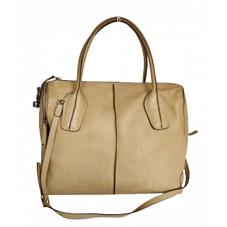 Tods D-Styling Piccolo Bauletto Zip Satchel