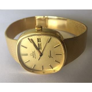 Omega Vintage 18K gold Automatic Watch