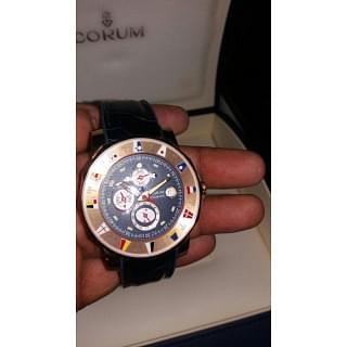 Corum Admiral Cup full GOLD watch