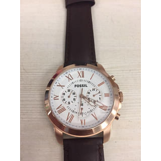 Fossil FS4991 Analog Watch