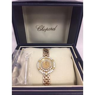 Chopard Vintage Yellow Gold with Diamonds