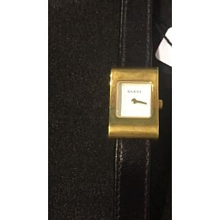 Gucci Ladies Gold Watch