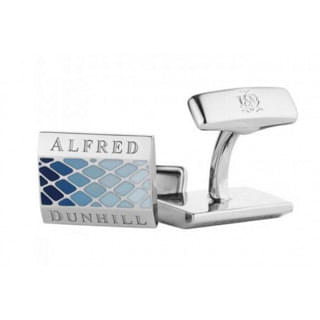 Alfred Dunhill Blue Lacquer Cufflinks