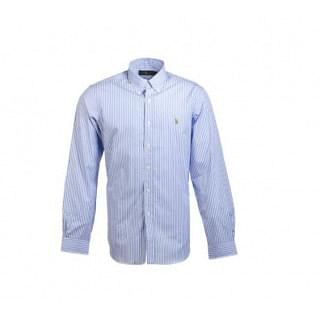 Ralph Lauren Stripped Cotton Shirt
