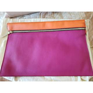 Victoria Beckham Large Envelope Clutch