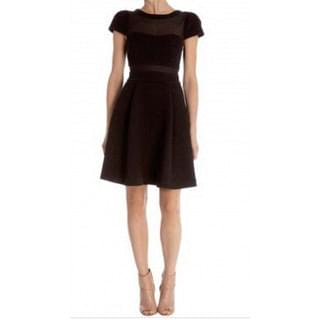 Karen Millen Women Black Dress