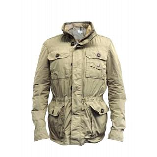 Moncler Green Safari Jacket