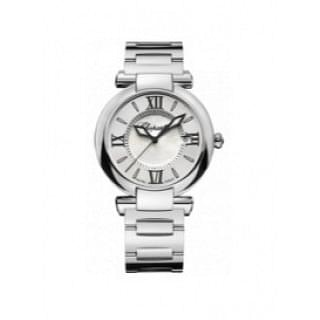Chopard Imperiale 36mm Quartz Silver With Mother Of Pearl Center Watch