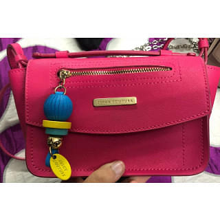 Juicy Couture Hot Pink Bag