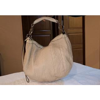 Mulberry Leather Hobo Handbag