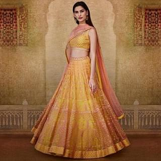Anita Dongre bridal Limited Edition Lahenga