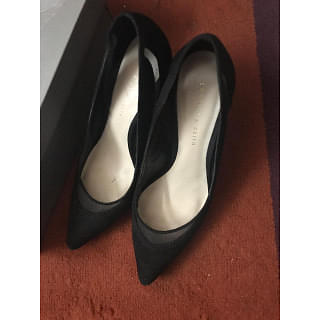 Charles & Keith Pointed Toe Pump