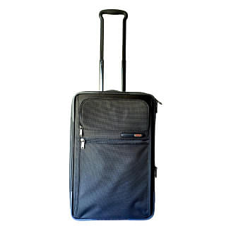 Tumi Alpha 2 International Expandable Wheeled Carry-On Luggage