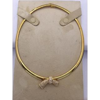 Van Cleef and Arpels Yellow Gold Necklace