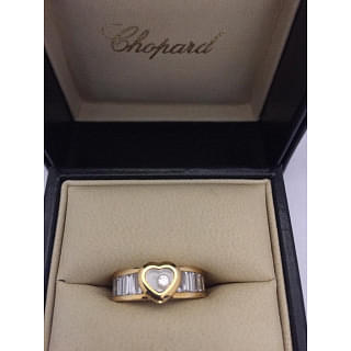 Chopard Happy Diamond Ring