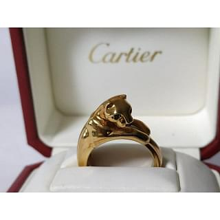 Cartier Panthere Trinity Ring