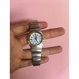 Omega Constellation Ladies mother of pearl dial Watch