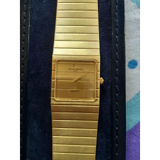 Baume & Mercier 14k Gold Watch