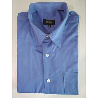 Hugo Boss Blue Shirt