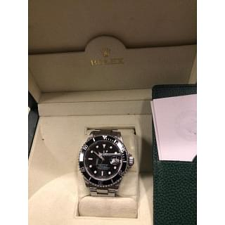 ROLEX SUBMARINER DATE OYSTER PERPETUAL 40MM