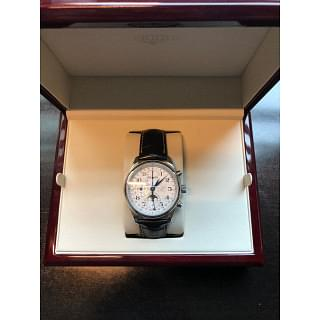 The Longines Master Collection 42MM Chronograph wiht Moon Phase