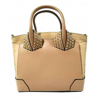 Christian Louboutin Eloise Small Leather Satchel