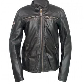 Superdry Men Leather Jacket