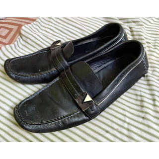 Louis Vuitton Americas Cup Driving Loafer