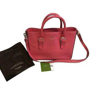 Kate Spade Red Buckle Tote