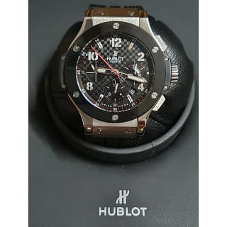 Hublot Big Bang Chronograph Ceramic Titanium Automatic Mens Watch