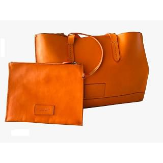 Ralph Lauren Leather Proprietor Tote