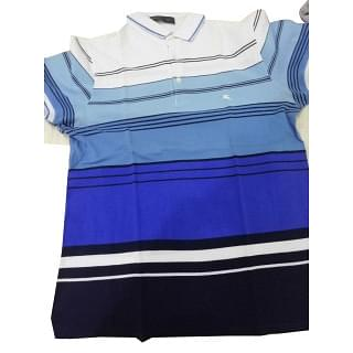 Etro Stripe Polo Shirt