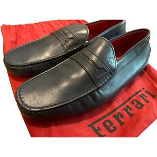 Tods Ferrari Limited Edition Loafers