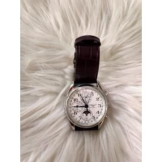 Longines Master Collection Moonphase Men's Watch