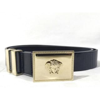 Versace Medusa Buckle Women Belt